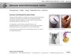 Beulke Graviertechnik GmbH goes online