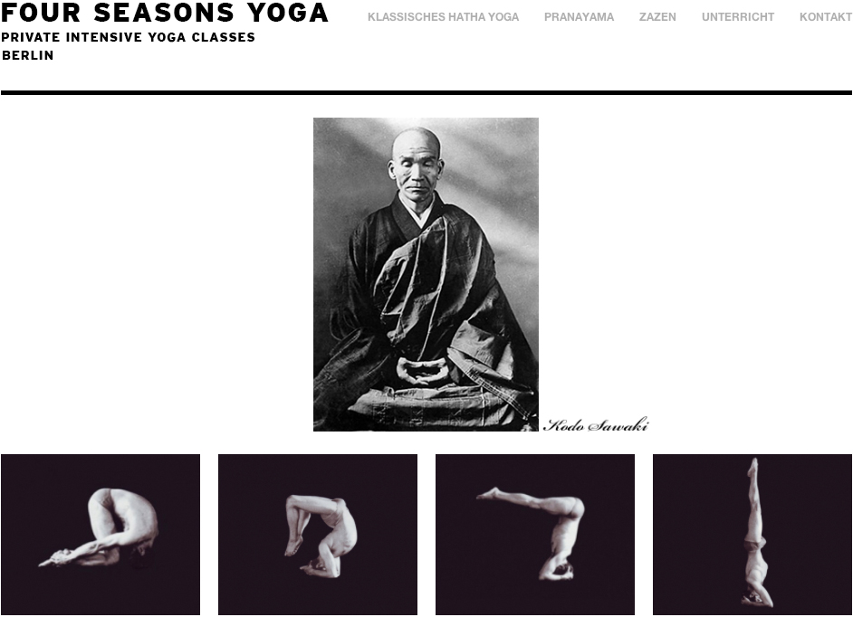 Four Seasons Yoga Berlin