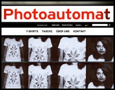Onlinestore für Photoautomat Berlin