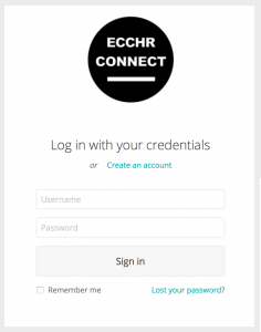 ecchr-community-login
