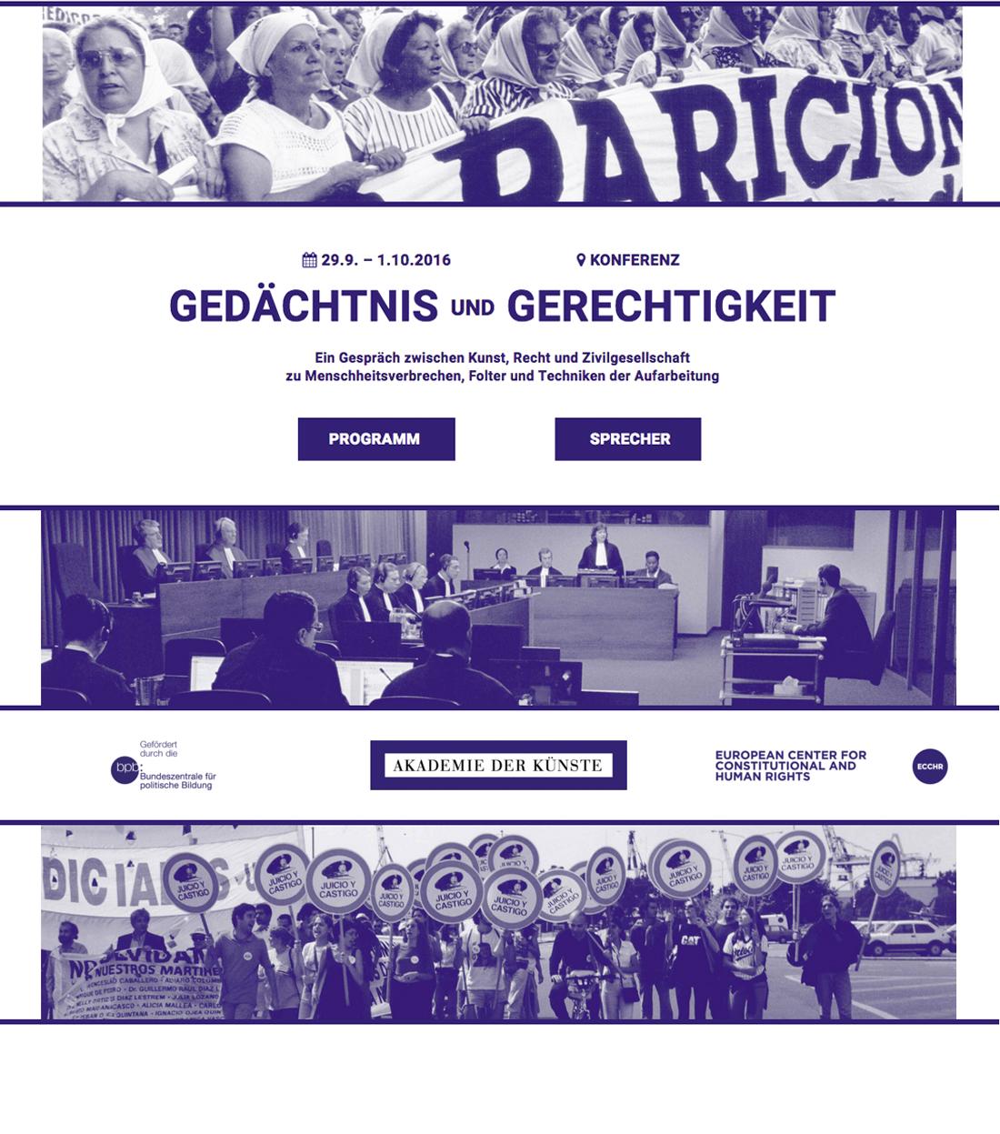3-tages Konferenz der Akademie der Künste Berlin